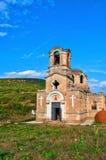 Ruines du temple de l'apôtre et de l'évangéliste Luke Photographie stock