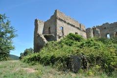 Ruines en Canale Monterano Photo stock