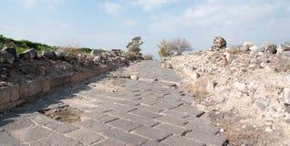 Ruines en parc national de Susita Photo libre de droits