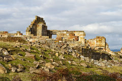 Ruines historiques images stock
