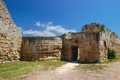 Ruines historiques Photographie stock libre de droits