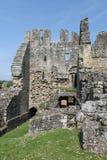 Ruines historiques d'abbaye Images libres de droits