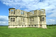 ruines Lyveden nouveau Bield, Benfelied, Angleterre image stock