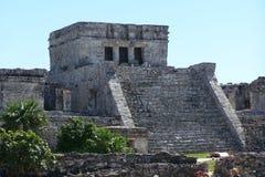 Ruines maya Photos libres de droits