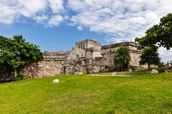 Ruines maya Photos stock