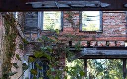 Ruines modernes Photos libres de droits