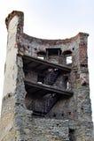 Ruines - moitié de tour Photo libre de droits
