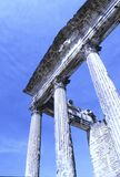 ruines romaines Images stock