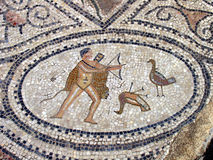 Ruines romaines photos stock