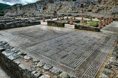 Ruines romaines Photo libre de droits
