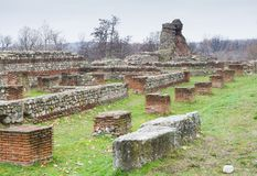 Ruines romaines Image stock