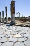 Ruines romaines antiques de Minturno photographie stock libre de droits