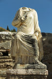 Ruines romaines chez Ephesus, Turquie Photo stock