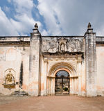 ruines san de Jose de cathédrale vieilles Image libre de droits