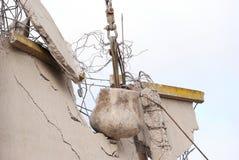 Ruinieren des Balls Lizenzfreies Stockfoto