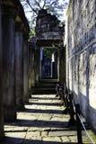Ruinieren Sie alten Bayon-Tempel lizenzfreie stockfotografie