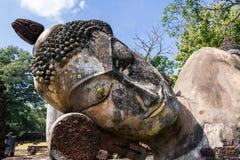 Ruiniert Buddha-Bild Lizenzfreie Stockfotografie