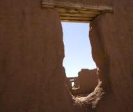 Ruiniert Fenster Lizenzfreie Stockfotos