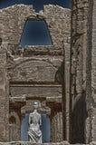 Ruinierte Kirche Lizenzfreie Stockbilder