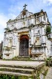 Ruinierte Kirche, Santa Maria de Jesus nahe Antigua, Guatemala stockbilder