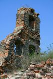 Ruinierte Wand Lizenzfreie Stockfotos