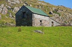 Ruiniertes Bauernhaus Stockbild
