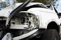 Ruiniertes Fahrzeug