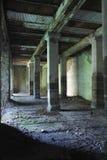 Ruiniertes Gebäude Stockfoto