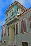 Ruiniertes Haus im Truthahn Lizenzfreie Stockfotos
