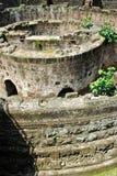 Ruiniertes spanisches Fort Lizenzfreies Stockfoto