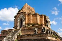 Ruinous pagoda Stock Photos