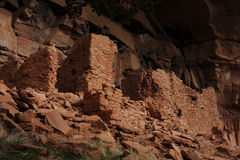 Ruins,1. Ancient American Indian ruins in Coconino NF, Sedona AZ, USA Stock Photo