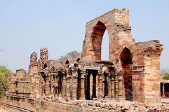 Ruins Royalty Free Stock Images