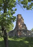 ruins Στοκ φωτογραφία με δικαίωμα ελεύθερης χρήσης