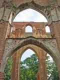Ruins. Of Dome church, Tartu, Estonia Stock Images