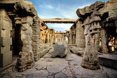 In Ruins Royalty Free Stock Photography