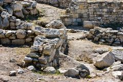 Ruins Royalty Free Stock Photos
