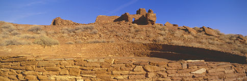 Ruins of 900 year old Hopi village, Stock Photography
