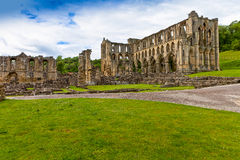 Ruins of an Abbey in England. Stock Image