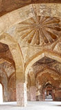 Ruins of Afghan architecture in Mandu, India royalty free stock image