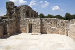 Ruins of Agora Royalty Free Stock Photo
