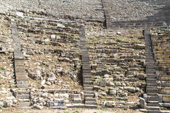 Ruins of Amphitheater in Pergamon Royalty Free Stock Image