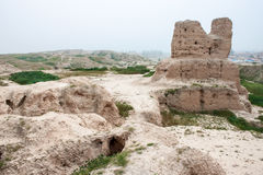 Ruins of ancient Achaemenid palace Royalty Free Stock Image