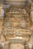 Ruins of ancient amphitheater in Aspendos,. Antalya, Turkey Royalty Free Stock Photo