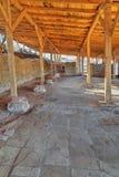 Ruins of an ancient church Royalty Free Stock Photos