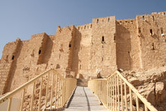 Ruins of ancient city of Palmyra - Syria Stock Photography
