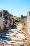 Ruins of ancient city Royalty Free Stock Photography