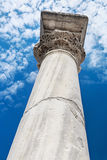 Ruins of ancient greek colony Chersonesos. Sevastopo Stock Images