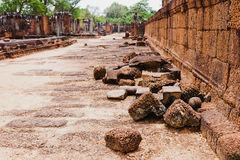 Ruins of Ancient khmer civilization, Angkor Wat, Cambodia Stock Photo