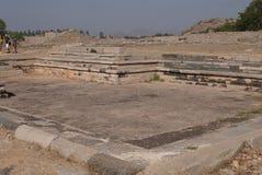 Ruins of an ancient kingdom Stock Photos